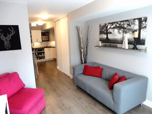 Updated 2 Bedroom Condo Uptown Waterloo for sale with low fees!