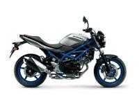 SUZUKI SV650 SV 650 2020 METALLIC SILVER - BRAND NEW - UNREG'D - £500 Off!