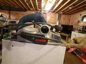 Bosch power hand plainer Cambridge Kitchener Area image 1