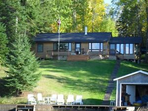Lakefront Cottage Rental on Big Whiteshell Lake