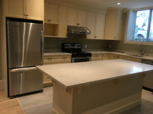 Grand Blvd Brand New House - Large 900sq ft 1 Bdrm basement suit