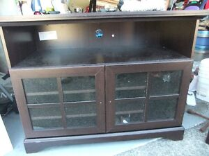 Cabinet style Tv stand