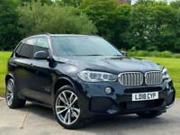 2018 18 BMW X5 3.0 40d M Sport Auto xDrive 7 Seats for sale in AYRSHIRE