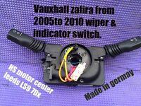 Vauxhall Zafira wiper & indicator switch