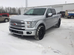 2016 Ford F-150 Platinum FX4