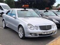2007 56, Mercedes-Benz E280 3.0CDI 7G-Tronic Sport Saloon + PADDLESHIFT + NAV