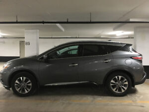 2016 Nissan Murano AWD SL - Lease Takeover $3,300 INCENTIVE