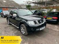 2013 Nissan Navara DCI PLATINUM 4X4 SHR DCB PICK UP Diesel Manual