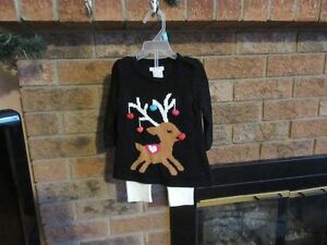 Rudolph Sweater Set