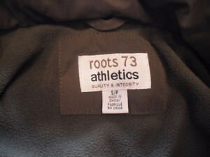 Roots Fall/Spring coat