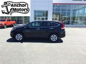 2013 Honda CR-V Touring 4X4/LEATHER/NAV/BACKUP CAM/MOONROOF
