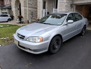2000 Acura TL 4dr Sdn 3.2L - Markham (AS IS)
