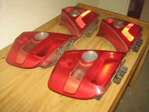 HONDA CIVIC EP3 OEM TAIL LIGHTS JDM GENUINE EP3 K20A TAIL LIGHTS
