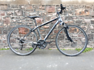 CANNONDALE QUICK SI.  FULLY WORKING ADULT BIKE NO RUSTY FREE DELIVERY