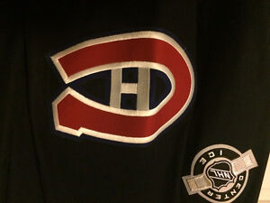 New Authentic Montreal Canadiens Practice Jersey
