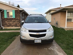 2009 Chevrolet Traverse LT Fully Loaded, e-tested & certified