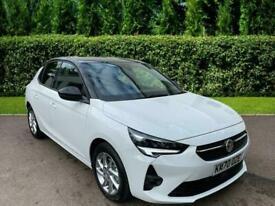 image for 2020 Vauxhall Corsa 1.2i Turbo (100 PS) SRi Premium 5dr Hatch Hatchback Petrol M