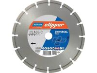 Pack of 5 or 10 x Norton Clipper 300mm Classic General Purpose Diamond Blades Pack of 5