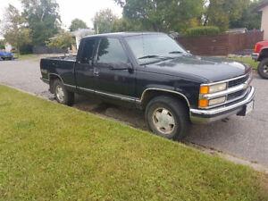 1996 Chevrolet C/K Pickup 1500 Pickup Truck