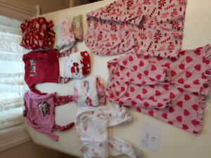 Size 4 Girls Clothes (a lot!)