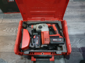 Milwaukee m28 sds drill