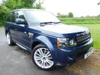 2012 Land Rover Range Rover Sport 3.0 SD V6 HSE Station Wagon 4x4 Huge Spec! ...