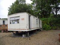 Static Caravan 2001 Cosalt Riviera 30x10 2 Beds £3650.00 plus site fees