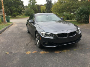 $3,000 Cash on Lease transfer of 2016 BMW 428i