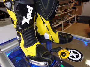 XPD Motorsport Culture boots-  recycledgear.ca
