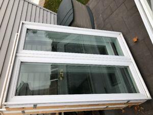 Fenêtres et porte à vendre