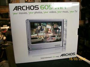 archos 605 wifi