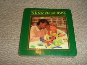 """We Go To School"" Book"