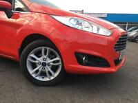 2014 Ford Fiesta 1.25 Zetec Hatchback 3dr