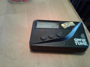 Quik tune guitar,bass tuner 7.00 I have more ads also thanks