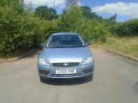 Ford Focus 1.6 115 2005.5MY LX