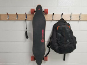 Boosted board V2 Dual - PERFECT shape! + many upgrades & extras