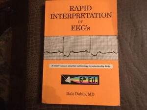 Book- rapid interpretation of EKG's, Dale Dublin 6th edition