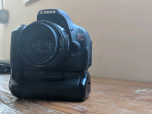 Great Canon T3i bundle for great price!