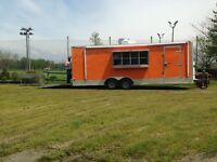 mobile kitchen facility looking for 50/50 partner