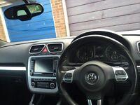 Volkswagen scirocco 12 months MOT