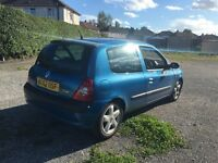 Renault Clio 1.2 52 Plate £300 NO OFFERS