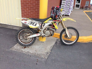 2007 suzuki rmz 450 great condition