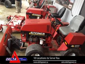 STEINER 430D COMPACT 4WD ARTICULATING TRACTOR