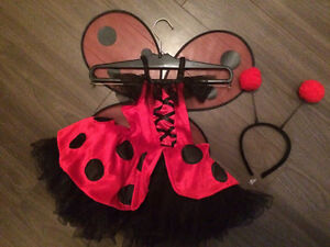 Lady bug costume size 4 Peterborough Peterborough Area image 1