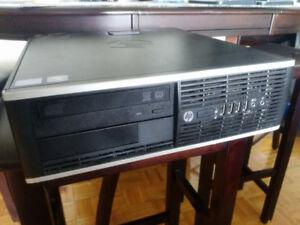 HP Compaq Pro 6300 SFF & Accessories!