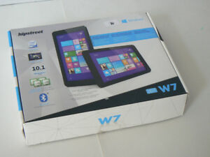 7inch hipstreet windows 10 tablet NEW open box with accessories