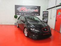 2012/62 SEAT LEON FR+ CR TDI - 205BHP - REVO STAGE 1 - LOVELY CAR - NAV