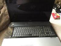 "Acer 8920 18"" laptop"