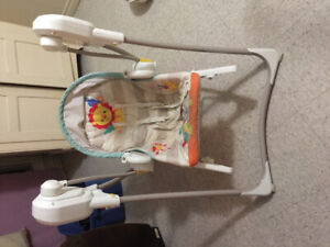 Baby swing / toddler chair
