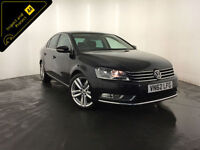 2012 62 VOLKSWAGEN PASSAT HIGHLINE TDI 1 OWNER SERVICE HISTORY FINANCE PX